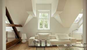 Modern Attic Conversion