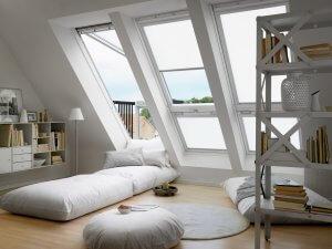 Contemporary Attic Apartment