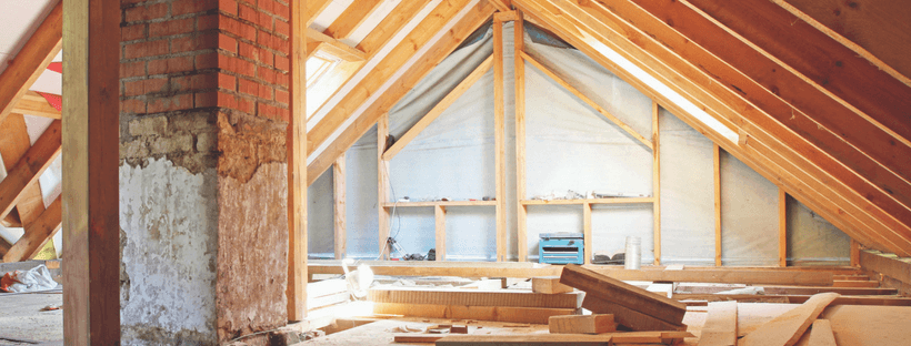 DIY loft conversion - Kingsmead Conversions