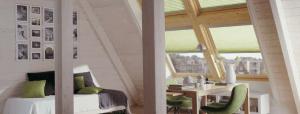 Modern loft conversion - Kingsmead Conversions