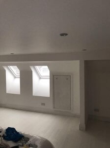 Large Master Bedroom Conversion Watford