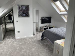 Attic Bedroom - Kingsmead Conversions