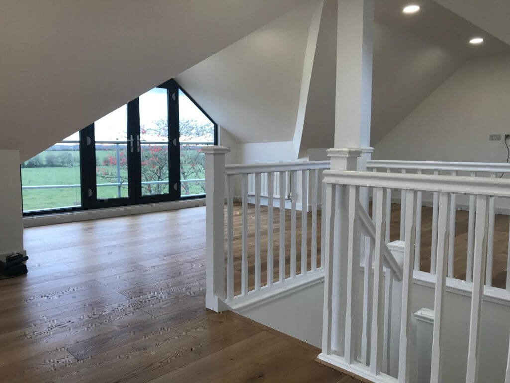 How long does a loft conversion take to build